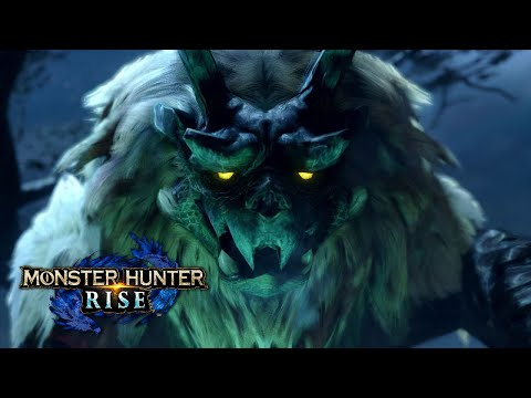 Monster Hunter Rise - Wyvern-Reiten Trailer