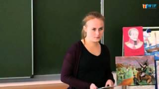 Литературная гостиная.  М. Ю.  Лермонтов