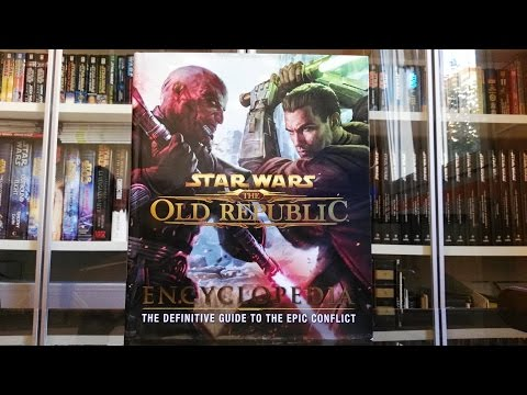 Star Wars The Old Republic Encyclopedia (Review)