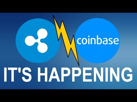 COINBASE ADDING RIPPLE XRP IN 2018?  $57M DEAL  Lets Talk About It