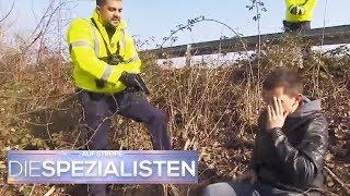 Riesen Unfall-Chaos auf Autobahn: Krimineller Fahrer verschwunden! | Die Spezialisten | SAT.1