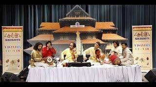 Vasantha Utsavam 2015 Part 3 - Dr L Subramaniam & Ambi Subramaniam