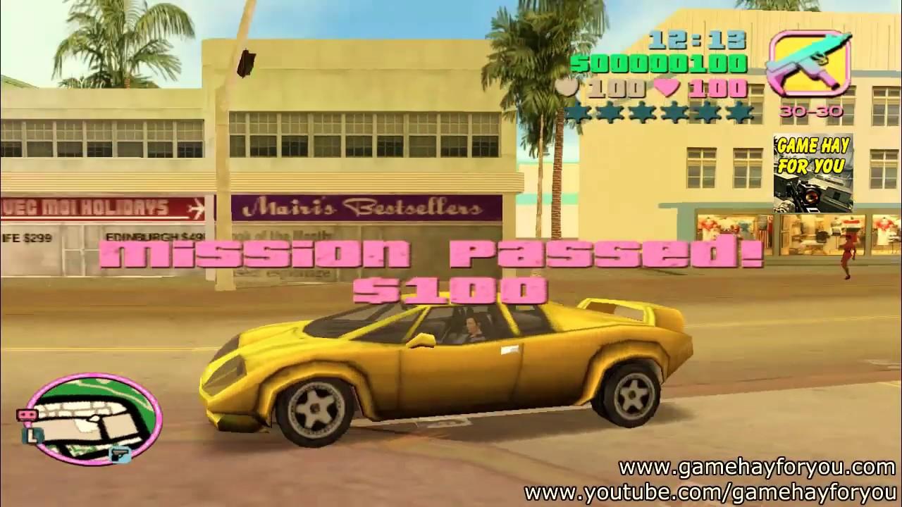 Play game Gta Vice City | Tải và chơi game Cướp đường phố #1