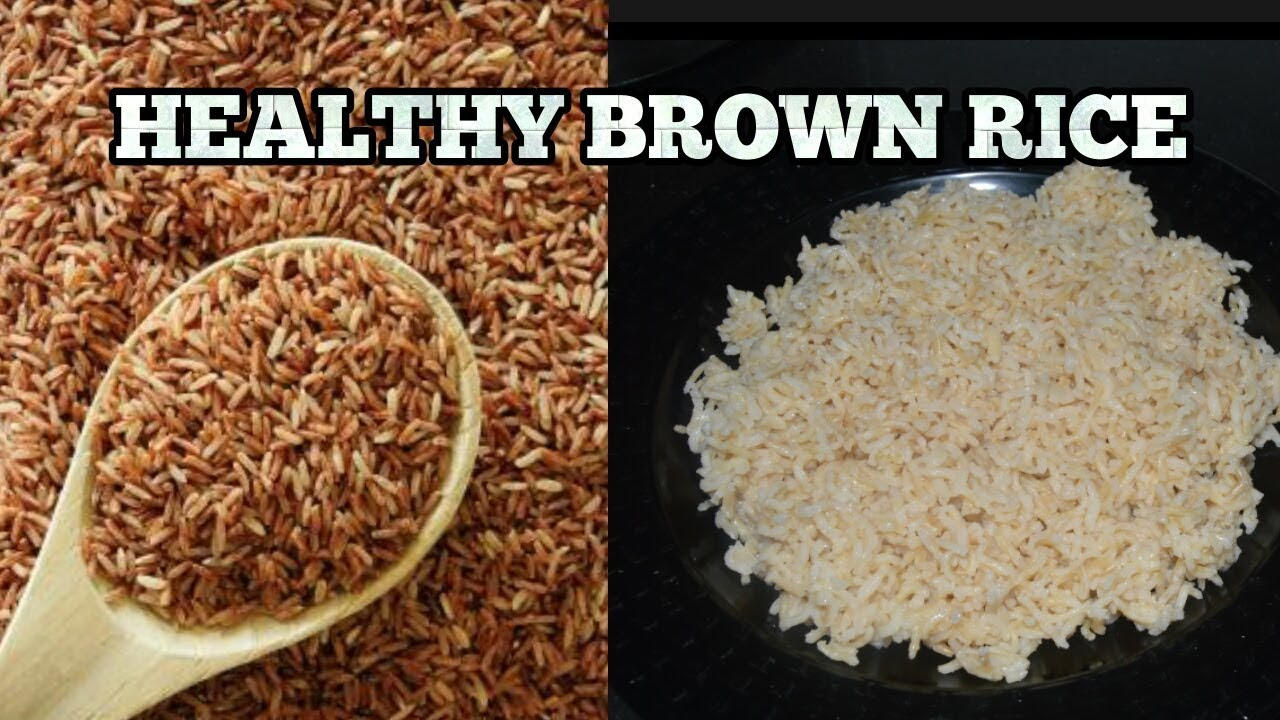 How to Cook Perfect Brown Rice-Cook Basmati Brown Rice in ...