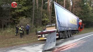 Nie żyje kierowca ciężarówki