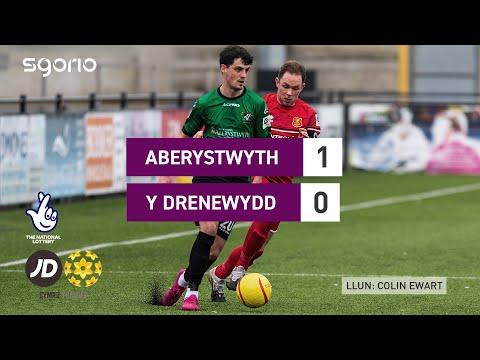 Aberystwyth Newtown Goals And Highlights