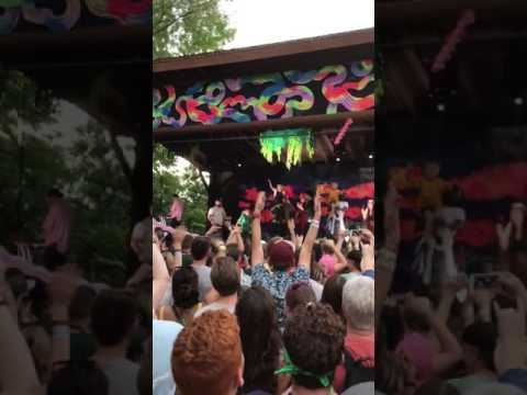 """Francis and the Lights - """"May I Have This Dance"""" Eaux Claires 2017"""