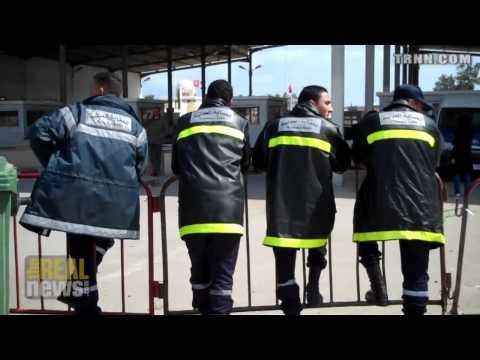 Report From Libyan Tunisian Border