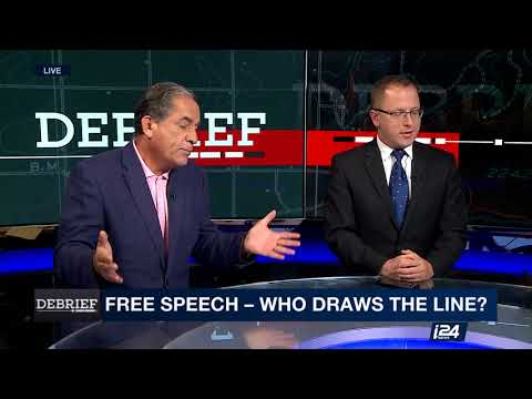 DEBRIEF | Controversial Israeli lawmaker attacked- where is the line for free speech drawn?