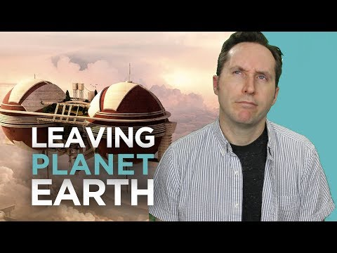 The Top 5 Places We Could Colonize In Our Solar System | Answers With Joe