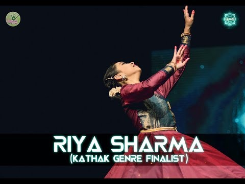 Riya Sharma - Kathak Genre  Finalist | Genre- Your Style Your Stage | Dance Competition