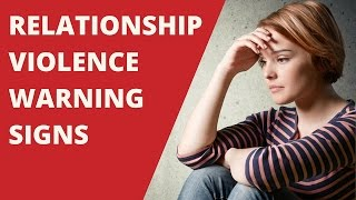Warning Signs Of An Abusive Relationship Becoming Violent or Ending in Homicide