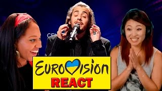 People react to portugal wining soung Eurovion 2017