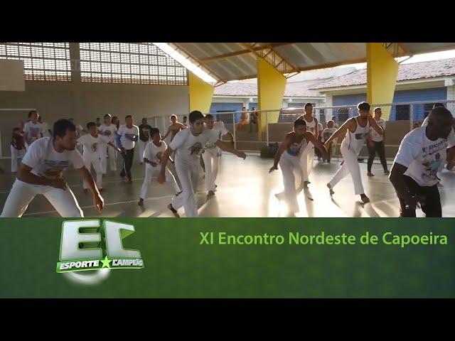 XI Encontro Nordeste de Capoeira