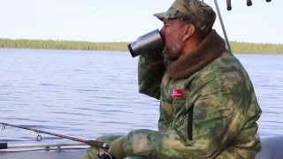 Осенний Жор щуки. Рыбалка в Карелии Осенью. Голодные Щукари! Глухие места.