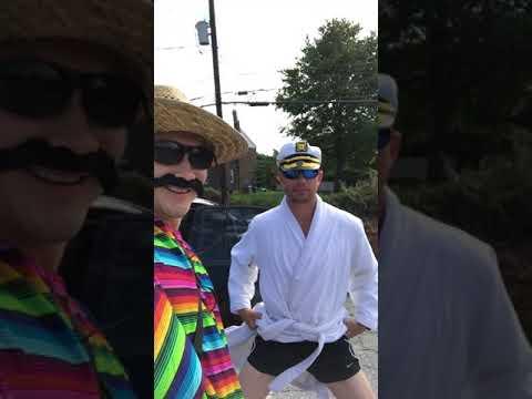 Captain G aka Captain Gay in da houzz!!