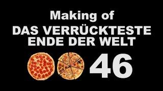 #dvedw Making of 46 - Auf der Frauenalpe