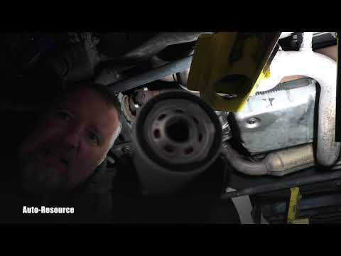 GMC Yukon Engine Oil Change