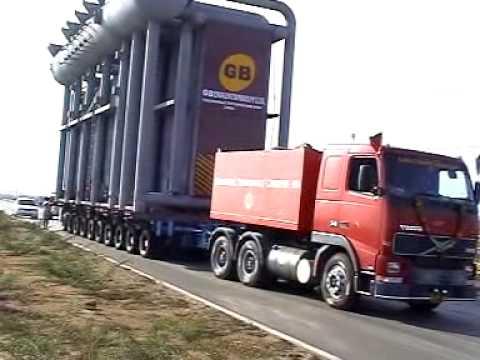 Heavy Haulage Abnormal Load Http Www Namakkaltransport