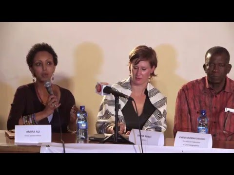Pan-African thematic debates: Panel 1 - Changing African narrative