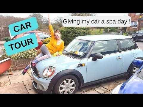 CAR TOUR - MINI ONE - Clean My Car