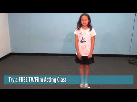 How Actors Enter and Exit Auditions (Video Acting Lesson) (Acting classes for kids, Los Angeles)