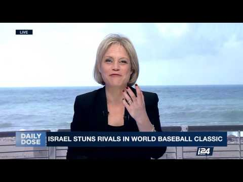 DAILY DOSE   Israel Stuns Rivals In World Baseball Classic