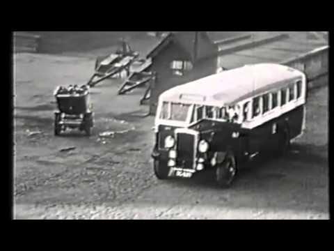 Edinburgh Corporation Transport 1936   part 1