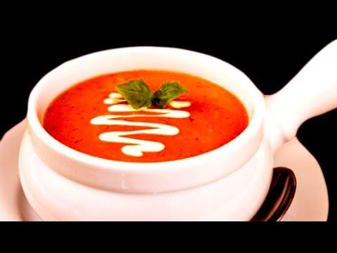 टमाटर सूप की विधि असली रेस्टोरेंट तरीका | Creamy Tomato Soup Recipe in hindi | Soup Recipe