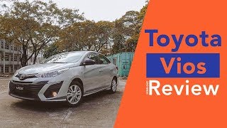 2019 Toyota Vios 1.3 E Prime  (HONEST Car Review)
