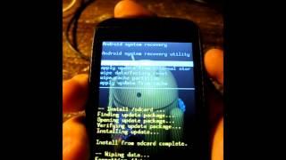 Обновление смартфона Megafon Login SP-AI.