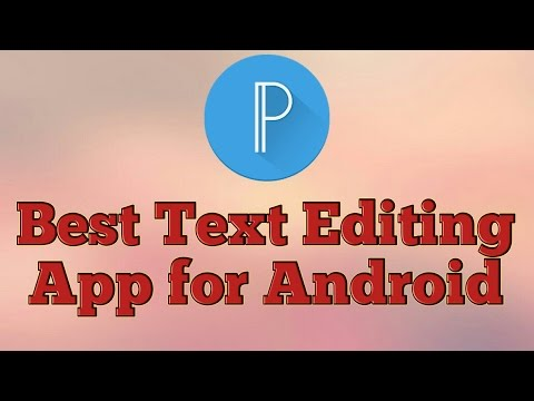 Pixellab - Best Text Editing App For Android ` IPhone - Logo Designing App