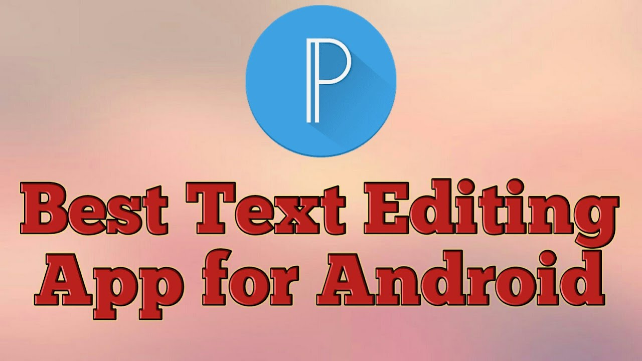 pixellab best text editing app for android iphone logo designing app youtube