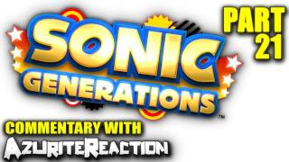 PLANET WISP CLASSIC - Sonic Generations - (Part 21)