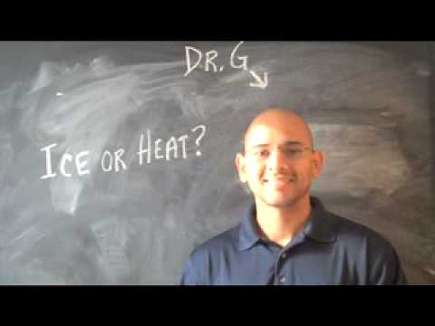 Should Use Ice Or Heat For Pain Relief