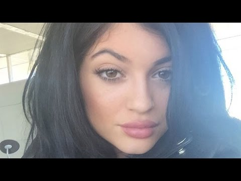 Kylie Jenner Fights Back at Criticism Surrounding Her Big Lips