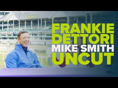 FRANKIE DETTORI AND MIKE SMITH UNCUT   Breeders' Cup 2018