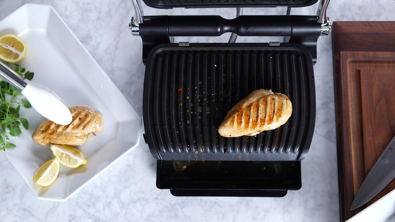 All Clad S Electric Grill With Autosense Will Change The Way You Cook