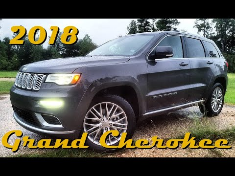 2018/ 2019 Jeep Grand Cherokee Summit 4x4 Review    $67,000 Of Trail Rated Luxury!