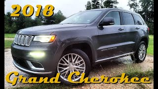 2018/ 2019 Jeep Grand Cherokee Summit 4x4 Review || $67,000 of Trail Rated Luxury!