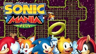 Part 1 Encore Mode Special Stage Ring Locations \u0026 Playthrough Sonic Mania Plus