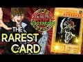 Yu-Gi-Oh! Histories: The Rarest Yugioh Card!