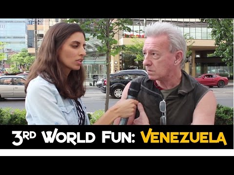 3rd World Fun: Venezuela