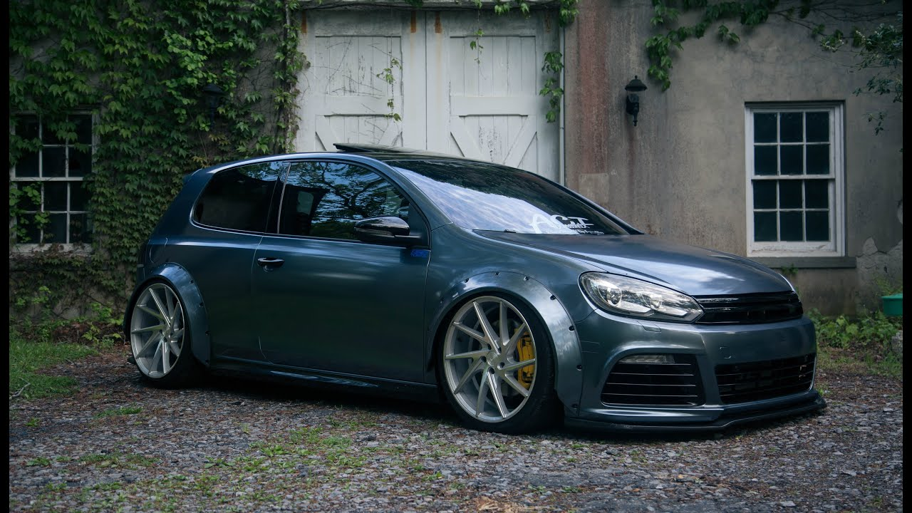 Golf R Widebody [ACI DYNAMIX]