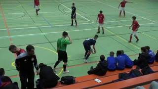 U14 Jhg2005 1. FSV Mainz 05 - U15 1.FC TSG Königstein 8:2; FINALE Elektro-Reitz-Cup 2019