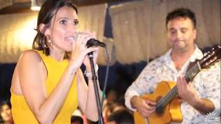 """La Flaka en El Escenario Dorado """"Algo Contigo"""""""