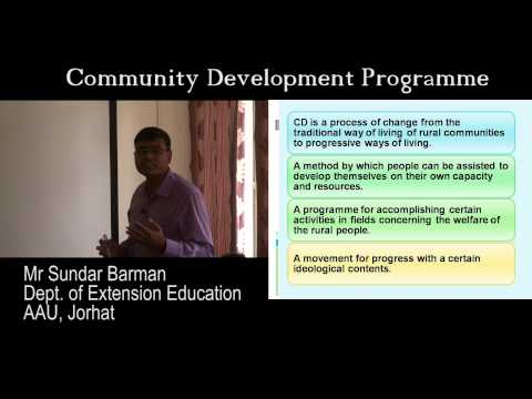 Community Development Programme