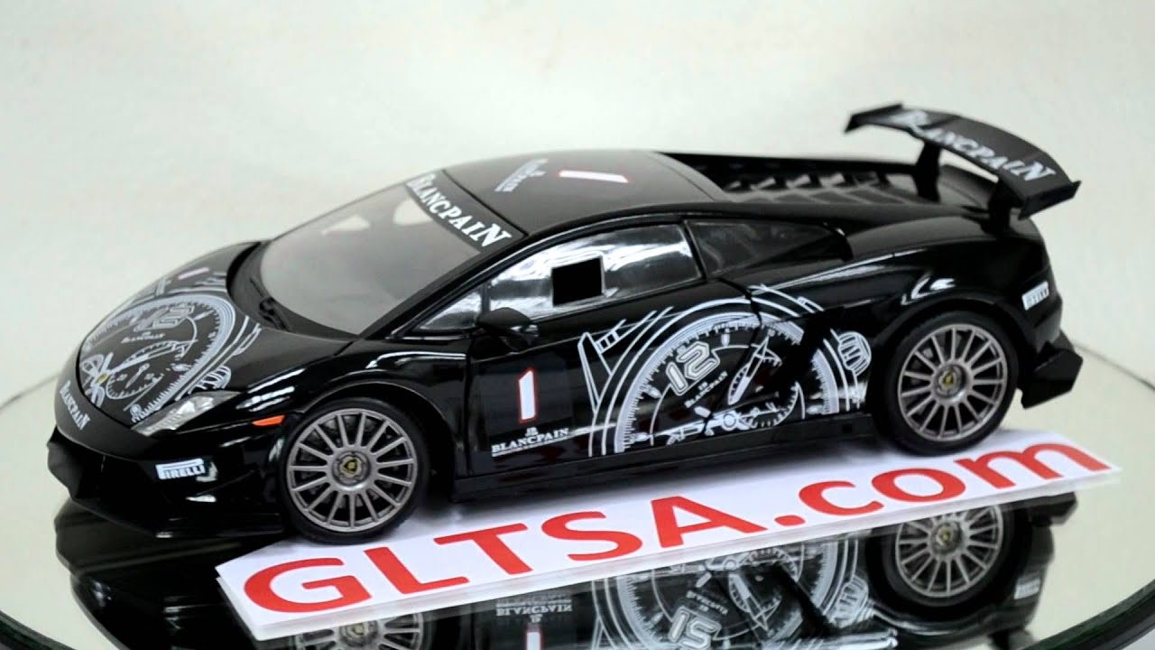 GLTSA.com Lamborghini Gallardo LP560 4 Super Trofeo 1:18 Diecast Car Model ( 2)