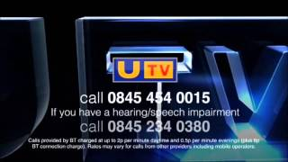 UTV Digital Switchover