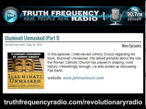 TFR - Revolutionary Radio with Johnny Cirucci about Illumina